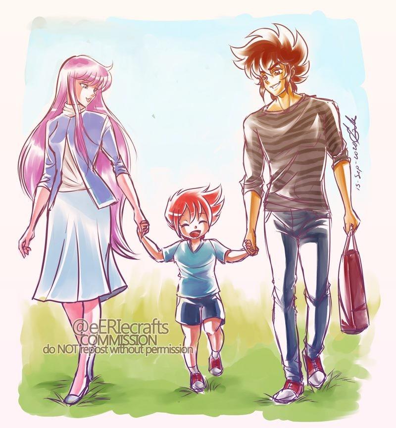 Omega family