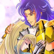 Saint Seiya Gemini Saga x Northern Crown Katya