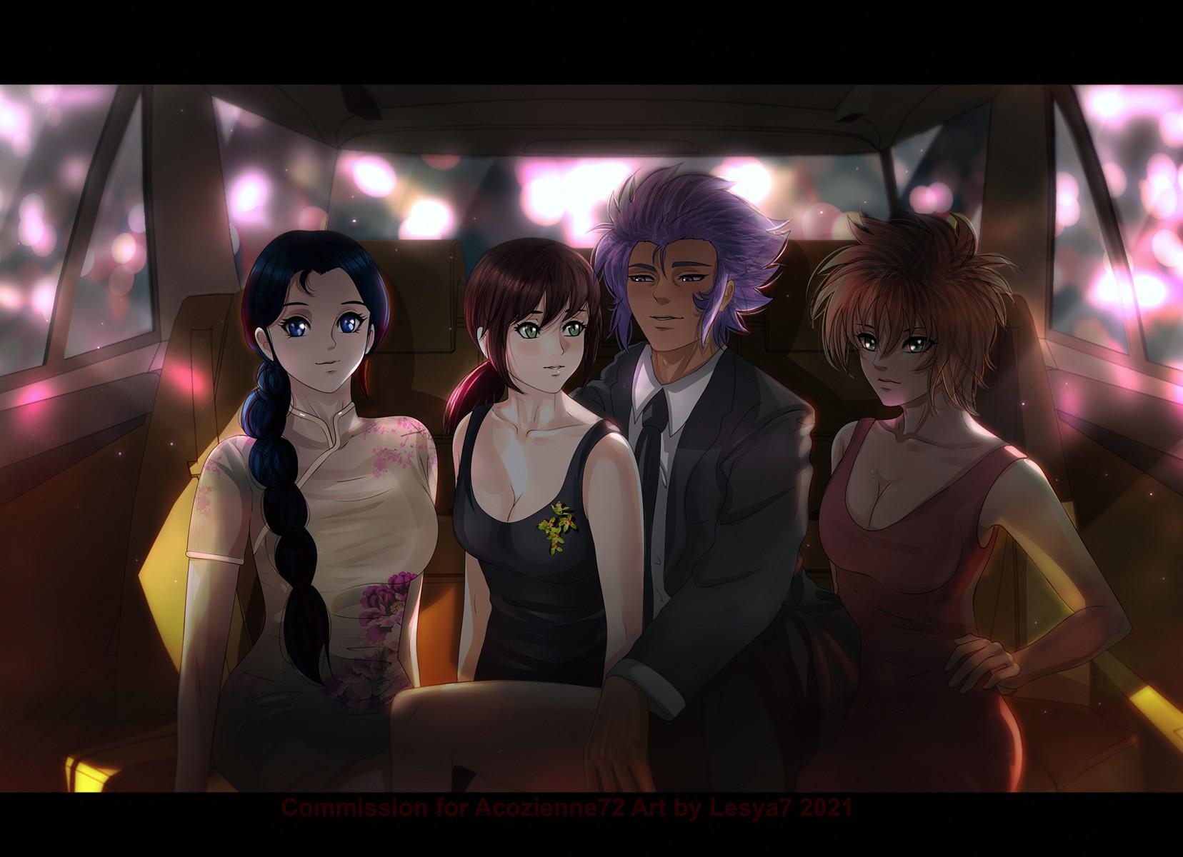 Saint Seiya award party ?