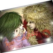Milo and Shaina by Aya