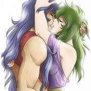 Scorpio Milo and Shaina