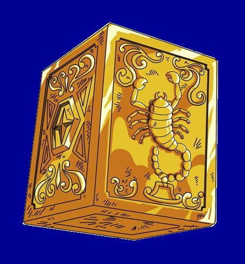 Box scorpion