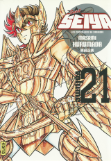Saint seiya couverture 21