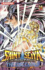 Saint seiya violate et eaque couverture 14