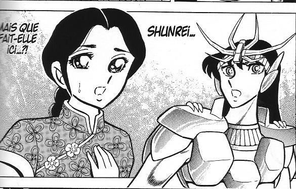 Shunrei et shiryu